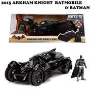 2015 ARKHAM KNIGHT BATMOBILE W/BATMAN【バットモービル】【JADA ミニカー】