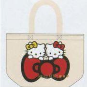 【キティ】帆布ランチバッグ