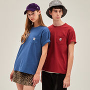 【19SS新作】USAコットンピスネーム付きポケットTシャツ