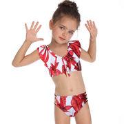 新作★ビキニ 水着 子供用 キッズ水着 女の子