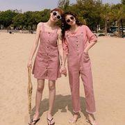 第1 番 ピープル ホーム 新しいデザイン ポップ ガールフレンド服装 スカート ビブ