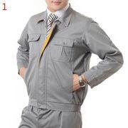 全4色 作業服  長袖 ろうどうほごようひん 静電防止 フード付 ラッカー 防塵  自動車修理防護服 保護具