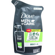 ダヴメン+ケア ボディウォッシュ エクストラフレッシュ 詰替用 320g
