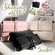 ショルダーバッグ ハンドバッグ財布サイフ レディース 韓国ファッションSL-3127