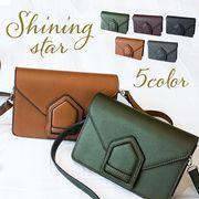 ショルダーバッグ ハンドバッグ財布サイフ レディース 韓国ファッションSL-069