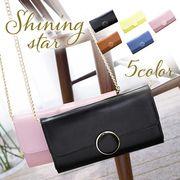 ショルダーバッグ ハンドバッグ財布サイフ レディース2Way 韓国ファッションSL-3105