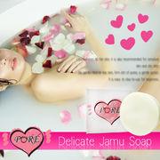 PURE ~delicate jamu soap~(ピュアデリケートジャムウソープ)