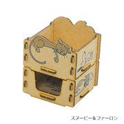 SN 組み立て木箱2段(2種類)