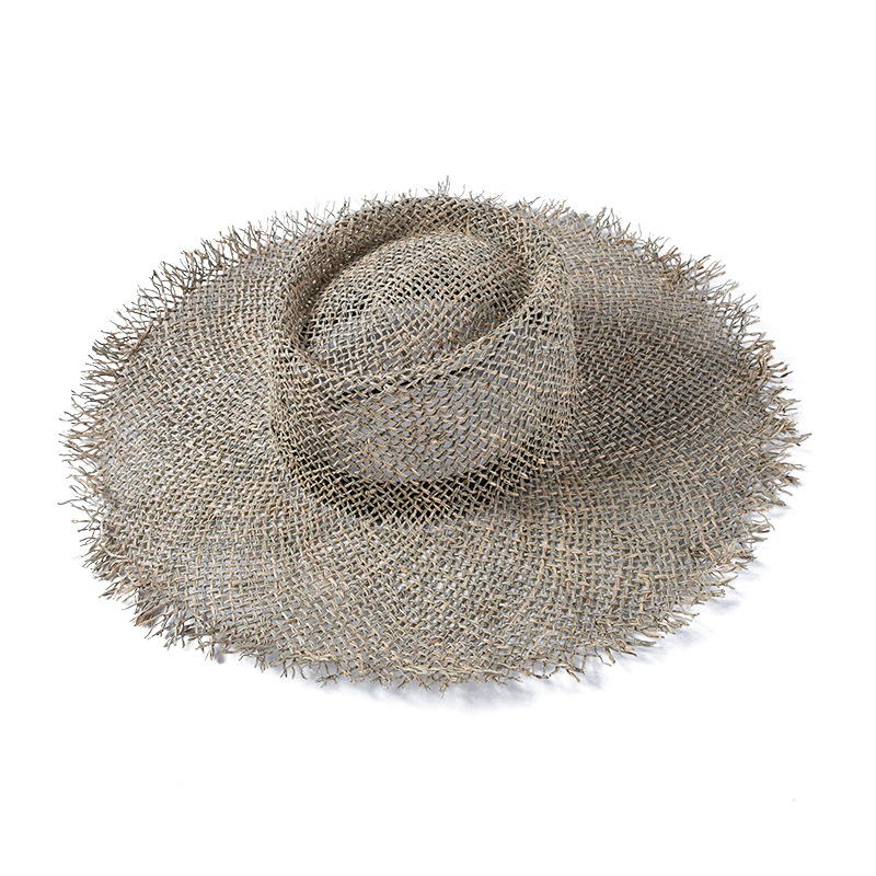 新発売 麦わら帽子 バイザーハット 帽子 レディース UVカット ハット サンバイザー