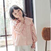 【韓国ファッション】 Tシャツ 子供服 キッズ 児童 夏 長袖 韓国 ファッション