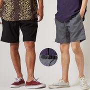 【2019春夏新作】メンズ TR スーツ 生地 クライミング ショートパンツ ハーフパンツ ショーツ 短パン