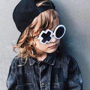 新作 だてめがね kids キッズ 飾り 眼鏡 サングラス メガネ ファッション