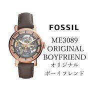 【まとめ割10%OFF】FOSSIL フォッシル 腕時計 自動巻き ME3089 ORIGINAL BOYFRIEND