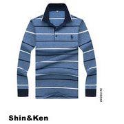 メンズ ポロシャツ 長袖 メンズ ポロ ゴルフ スポーツ ゴルフウェア カジュアル シャツ トップス bons907