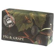 English Soap Company Luxury Shea Soaps シアソープ Fig & Grape