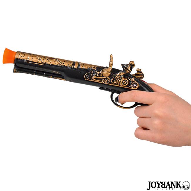 halloween sale・アンティーク 拳銃 ピストル【おもちゃ/海賊/戦隊/パイレーツ/ハロウィン/コスプレ】