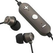 オーム電機 AudioComm Bluetoothスマホ用コントローラー付 ワイヤレス ステレ...