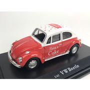 MOTORCITY CLASSICS VW ビートル 1966 レッド
