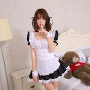 【即日出荷】 メイド服 ゴスロリ コスプレ衣装【5419】