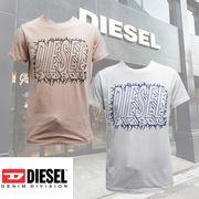 【new】DIESEL ディーゼル メンズ bigT-シャツ