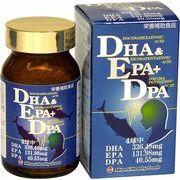 ミナミヘルシーフーズ  [機能性サプリ]DHA&EPA+DPA