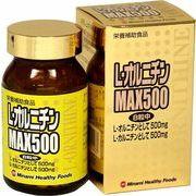 ミナミヘルシーフーズ  [機能性サプリ]L-オルニチンMAX500