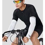 一部即納 スポーツ 冷感 ロング UV手袋 日よけ 日焼け防止 紫外線対策 UVカット アームカバー 男女兼用