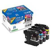 ジット ジットインクLC219/215-4PK JIT-B2192154P