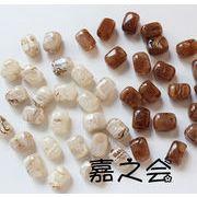 新品初日販売20%OFF♪ 新品 樹脂材質 天然石模样 アクセサリーパーツ