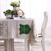 激安☆★ins北欧キッチン用品◆装飾◆テーブルクロス◆食卓カバー◆喫茶店レストラン◆プリント サイズ選択