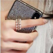 2019★ファッション★ガール★リング★指輪★飾り★