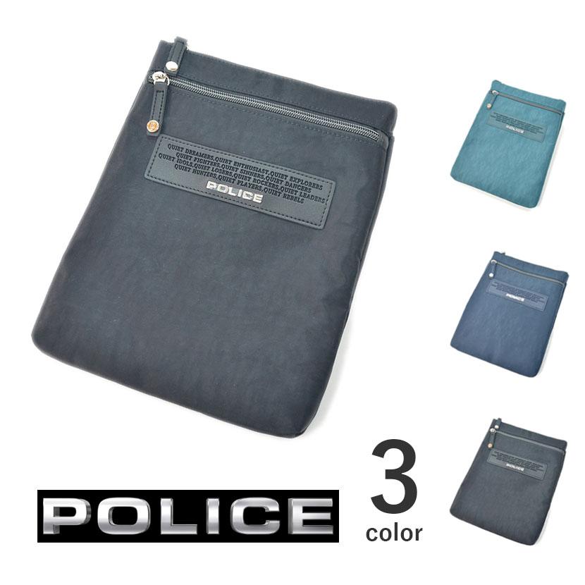 【全3色】 POLICE ポリス ミニショルダーバッグ
