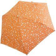 サンマルコ折りたたみ傘 ミッフィー総柄/オレンジ 53cm