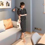 超目玉/夏おすすめ! 韓国ファッション シャツ スカート セットアップ チュニック  パーティー