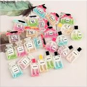 香水瓶樹脂アクセサリー クリーム携帯ケースの付属品 微景観写真セット アクセサリー