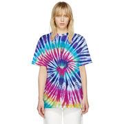 レディース 夏ビッグTシャツ 欧米 人気 原宿系