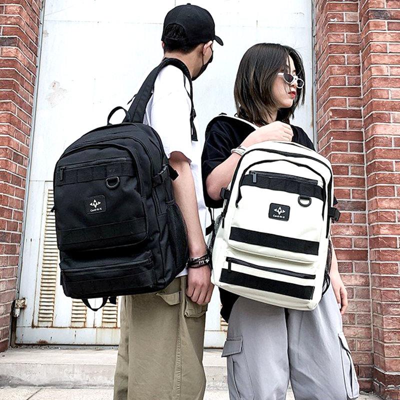【即納】19ss-077【2019春夏新作】リュックサック  バッグ 大容量 通学 旅行 軽量 男女兼用