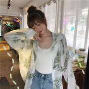韓国風 シャツ 女性服 新しいデザイン 夏 アウトドア 非常に 仙 ルース 中長スタイル