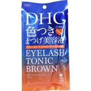 DHC アイラッシュトニック ブラウン(まつげ用美容液・マスカラ) 6g