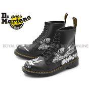 S) 【ドクターマーチン】 ブーツ 24876009 1460 リックグリフィン8ホールブーツ メンズ レディース