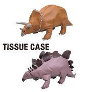 恐竜 ティッシュケース ティッシュカバー インテリア