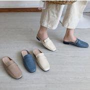 新作 靴 シュール 韓国 レディースファション 人気 柔らかい シューズ