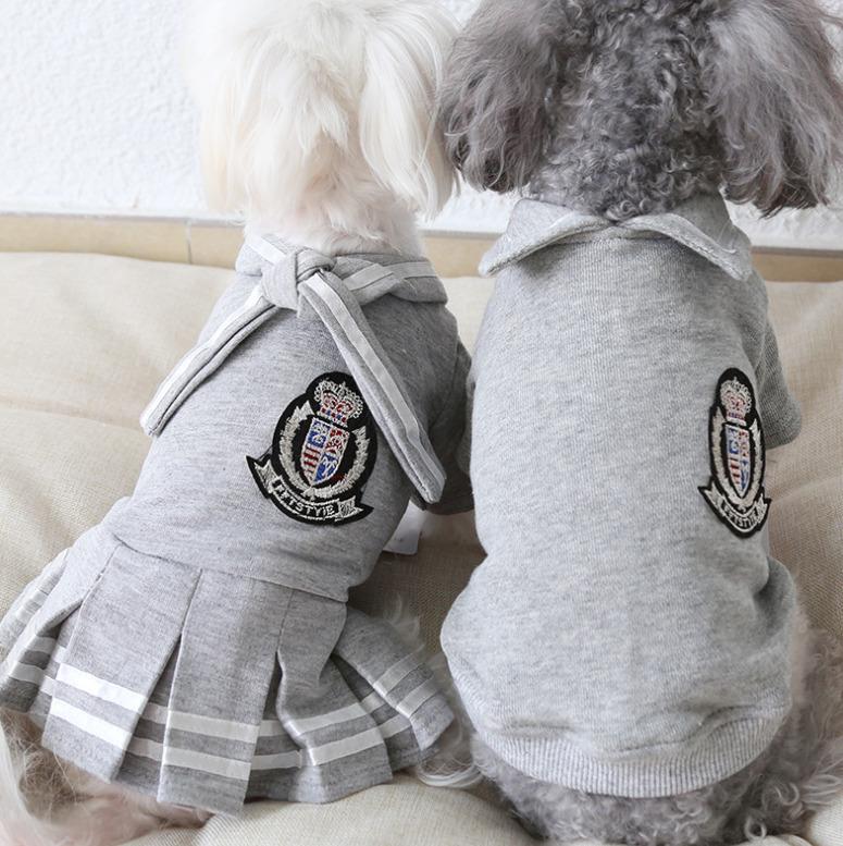 ♪秋冬新作☆超可愛いペット服☆犬服☆ペット用品 ネコ雑貨 ペット雑貨★犬用のスカート★ペット用スカート