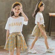 子供服 セットアップ 女の子 夏 スカート