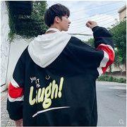 【大きいサイズM-5XL】ファッション/人気ジャケット♪ホワイト/ブラック2色展開◆