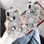 【最新型iPhone】iPhone 11 最新型全対応 スマホケース iPhoneケース 保護 スヌーピー
