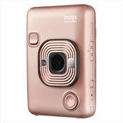 ハイブリッドインスタントカメラ instax miniLiplay BG 【 フジフィルム 】 【 カメラ 】