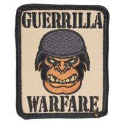 Rothco ミリタリーパッチ Guerrilla Warfare