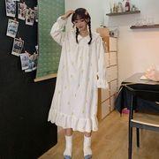 第1 番 ピープル ホーム 秋 女性服 年 新しいデザイン かわいい スウィート 手厚い