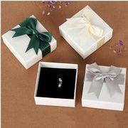 新作★かわいい★小物入れ★ネックレス& イアリング&指輪などの紙箱★ギフトのボックス★